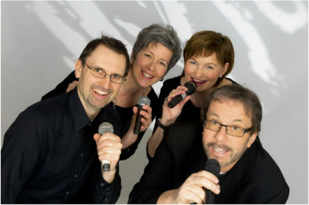 Vocalensemble Landshut the blue notes